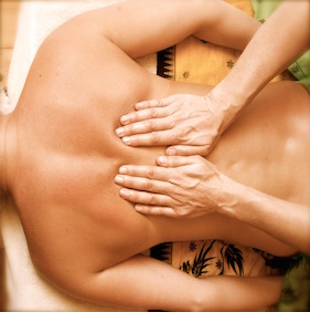 Tranquility back massage